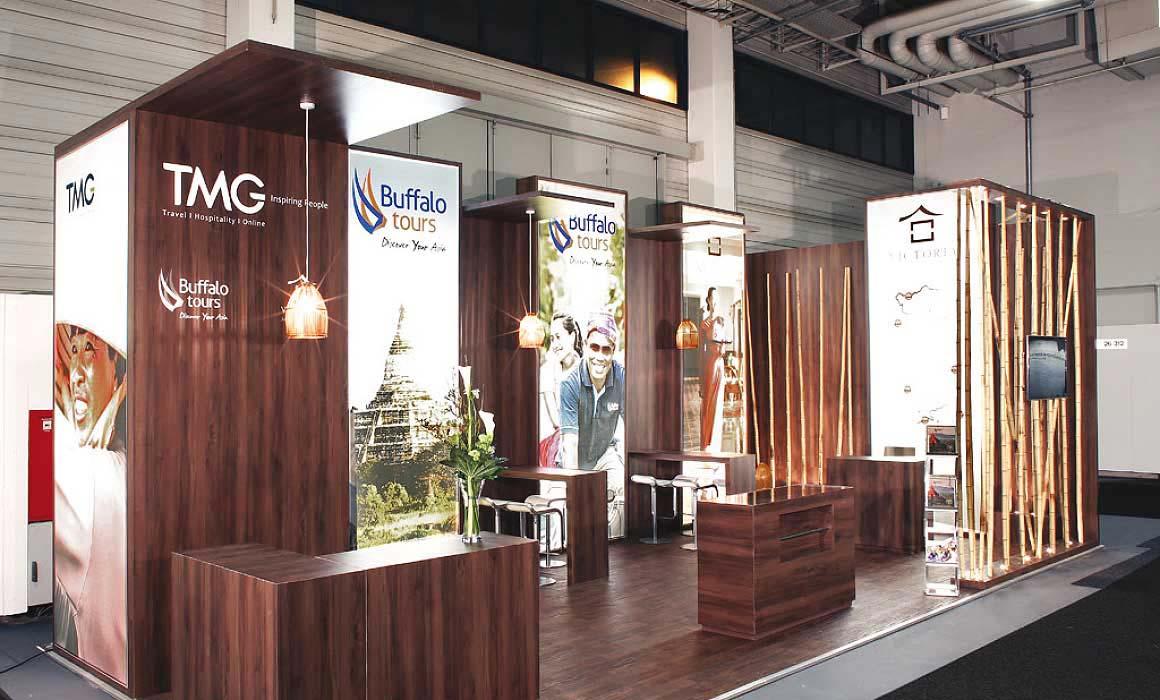 Exhibition Stand Design And Build Dubai : Exhibition graphics printing dubai vision next